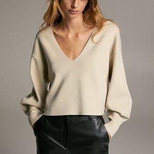 SOLD Aritzia Wren Sweater